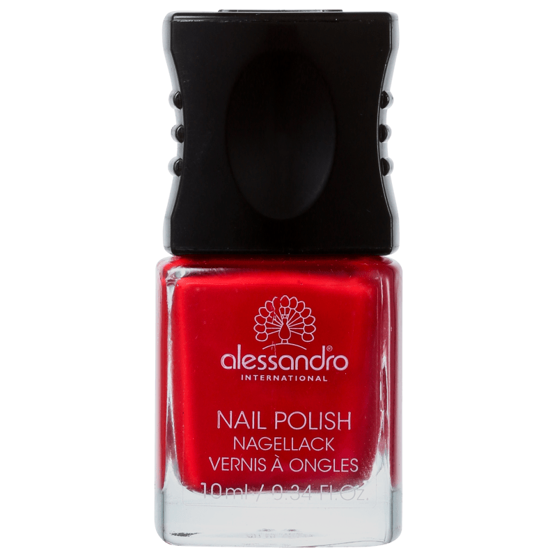 Alessandro International Nail Polish Red Carpet - Esmalte Cremoso 10ml