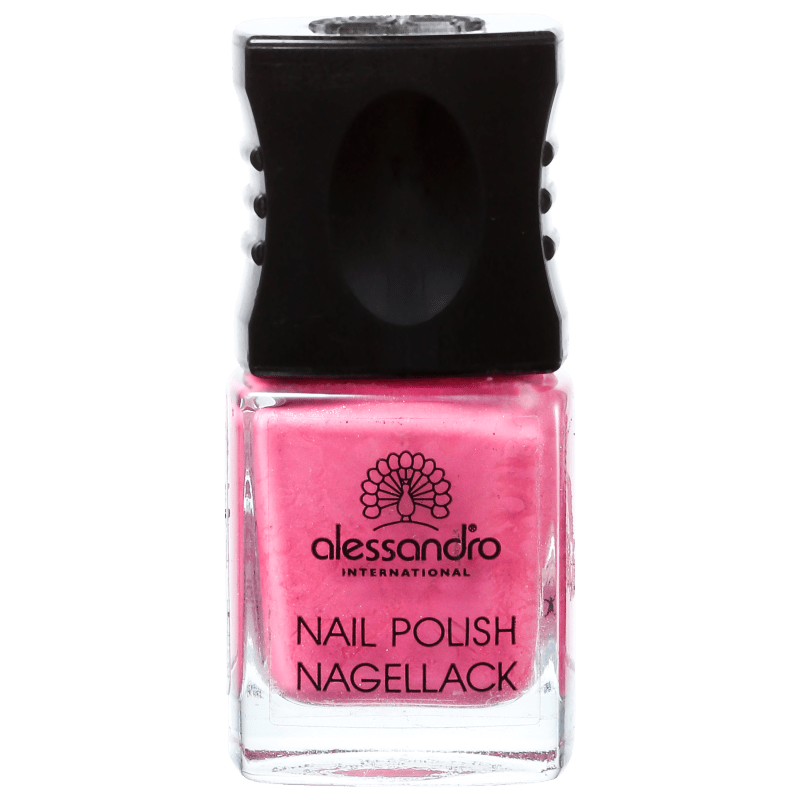 Alessandro International Nail Polish Sweet Blackberry - Esmalte Cremoso 10ml