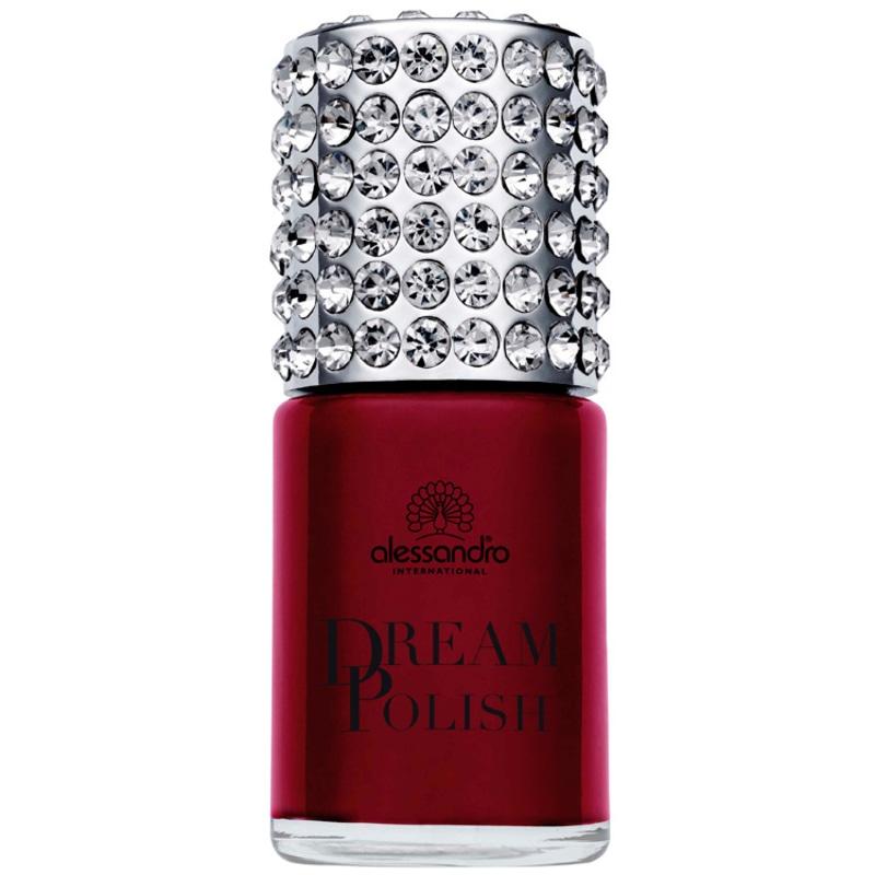 Alessandro International Dream Polish Rouge Noir - Esmalte Cremoso 15ml
