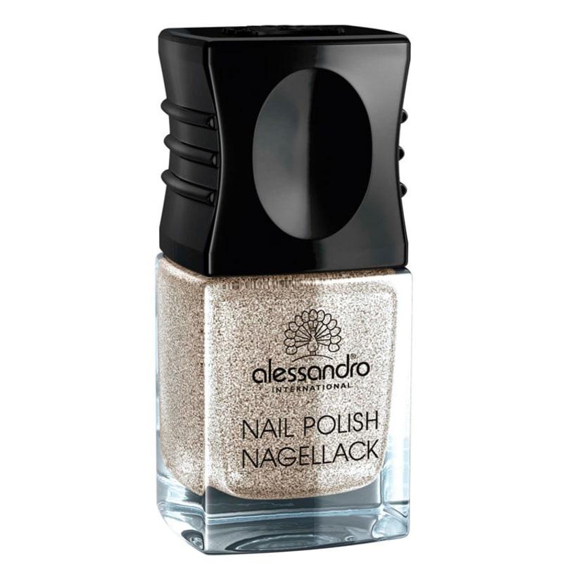 Alessandro International Nail Polish Glitter Queen - Esmalte Glitter 10ml