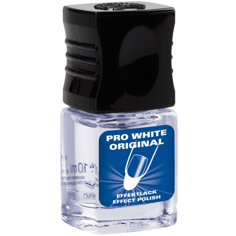 Alessandro International Pro White Original Effect Polish - Base Clareadora para Unhas 10ml