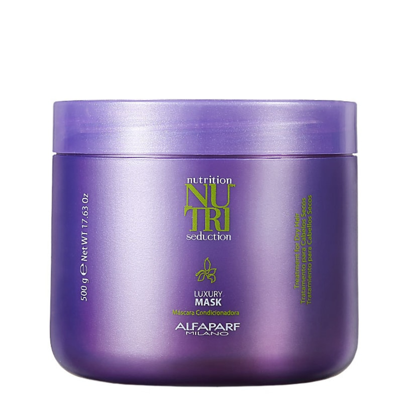 Alfaparf Nutri Seduction Luxury Mask - Máscara 500ml