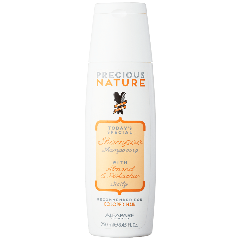 Alfaparf Precious Nature Almond & Pistachio - Shampoo sem Sulfato 250ml