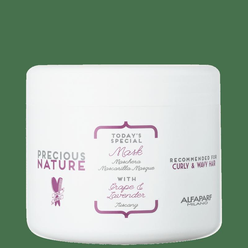 Alfaparf Precious Nature Grape & Lavender - Máscara Capilar 500ml