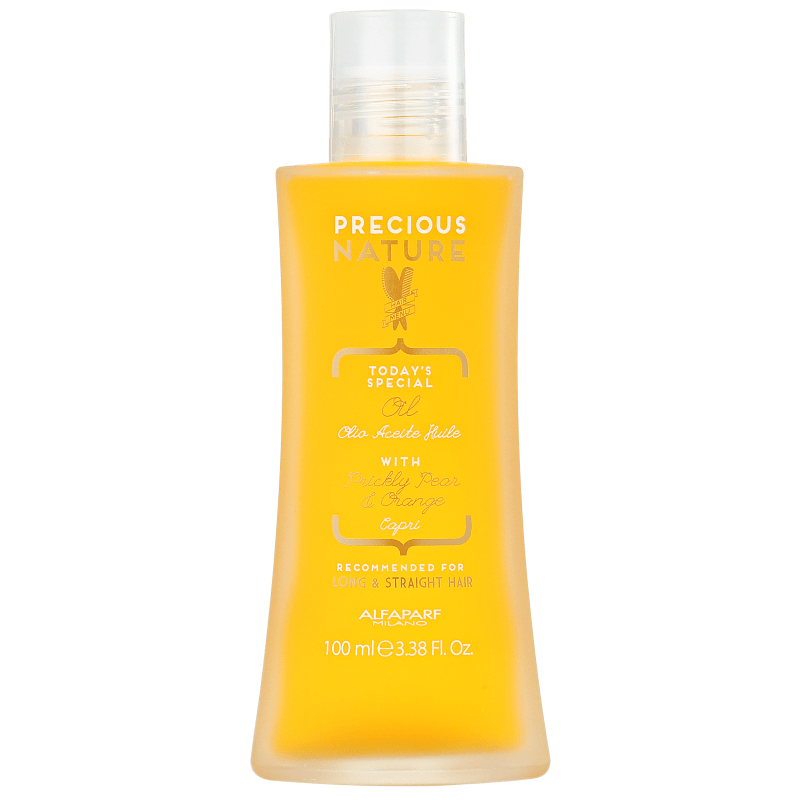 Alfaparf Precious Nature Prickly Pear & Orange - Óleo Capilar 100ml
