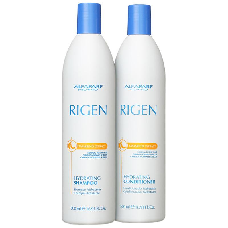 Kit Alfaparf Rigen Tamarind Extract Hydrating Duo (2 Produtos)