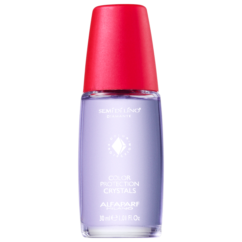 Alfaparf Semi di Lino Diamante Color Protection Crystals - Serum 30ml