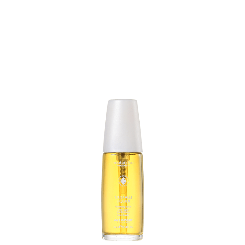 Alfaparf Semi di Lino Diamante Cristalli Liquidi - Sérum Capilar 16ml
