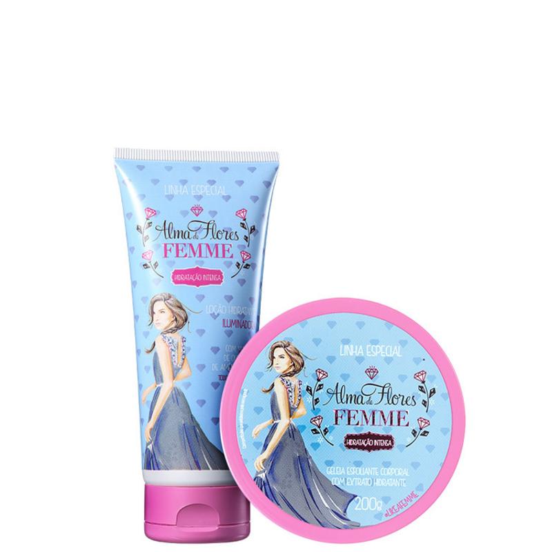 Kit Alma de Flores Femme Duo (2 produtos)