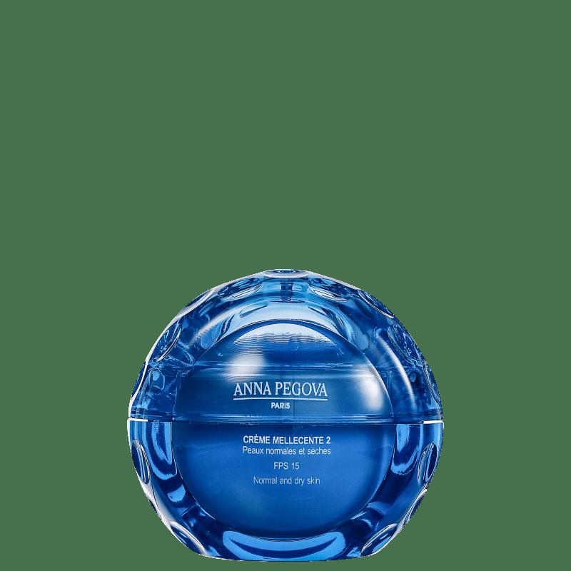 Anna Pegova Crème Mellecente 2 FPS 15 - Hidratante Facial 40ml