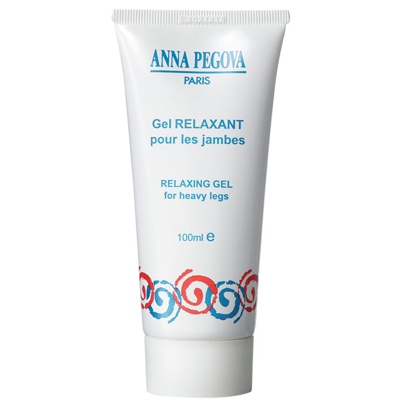 Anna Pegova Gel Relaxant Pour Les Jambes - Gel Relaxante para Pernas 100ml