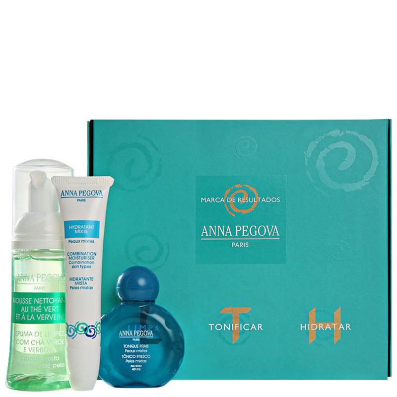 Anna Pegova LTH Travel Kit (3 Produtos)