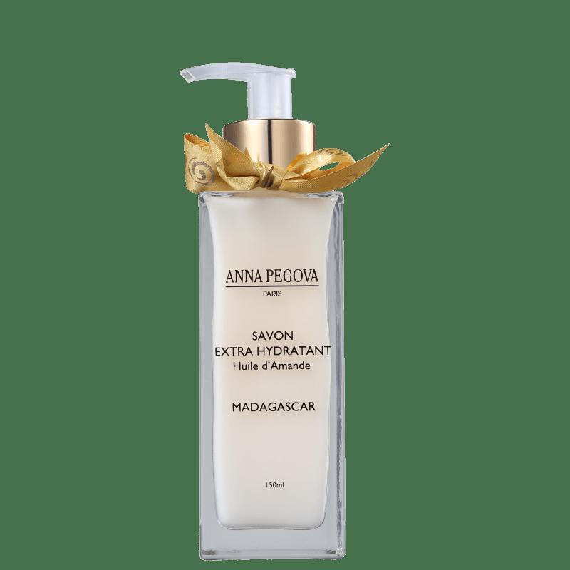 Anna Pegova Sabonete Extra Hidratante Madagascar - Sabonete Líquido 150ml