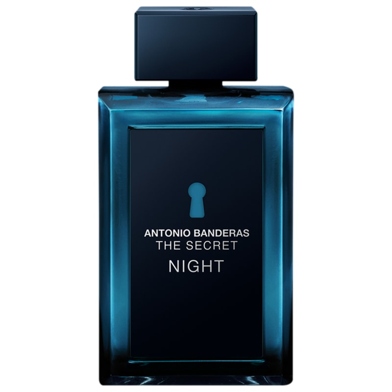 The Secret Night Antonio Banderas Eau de Toilette - Perfume Masculino 100ml
