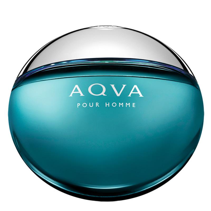 Aqva Pour Homme Bvlgari Eau de Toilette - Perfume Masculino 100ml
