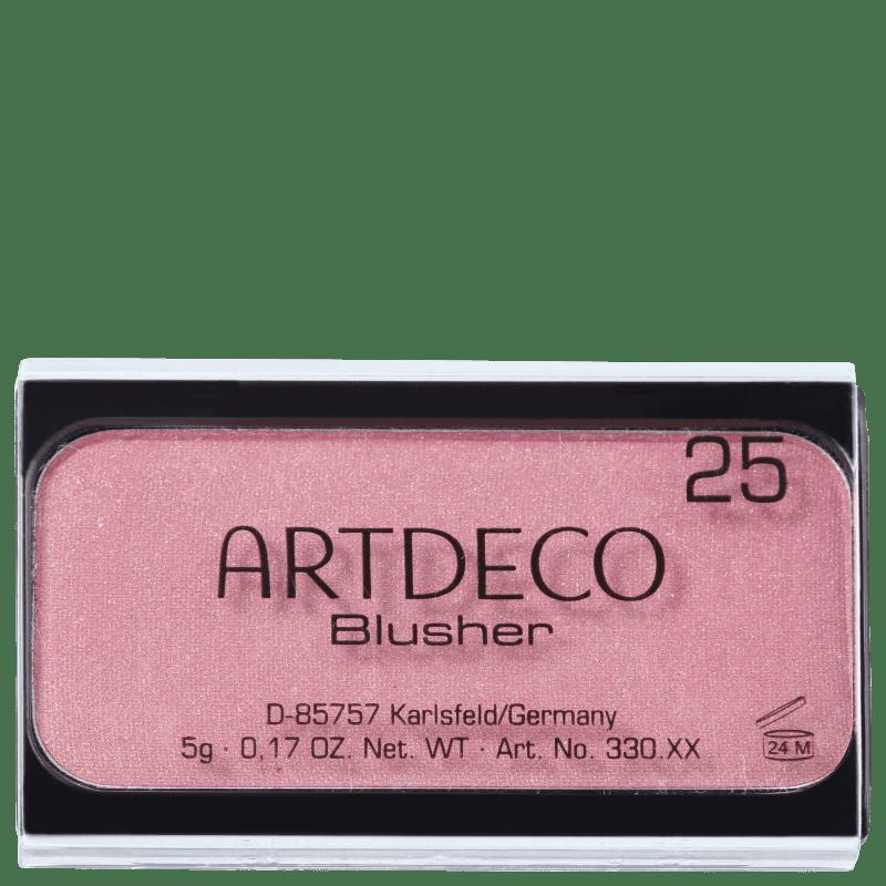 Artdeco Blusher 330.25 Cadmium Red - Blush Cintilante 5g