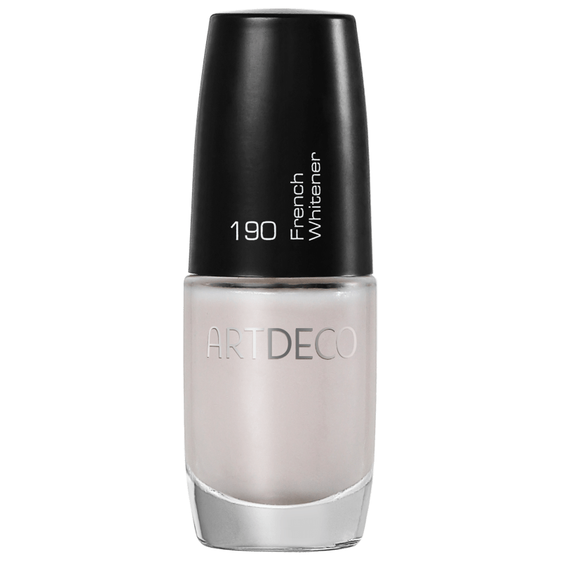 Artdeco Ceramic Nail Lacquer 190 French Whitener - Esmalte Cremoso 6ml