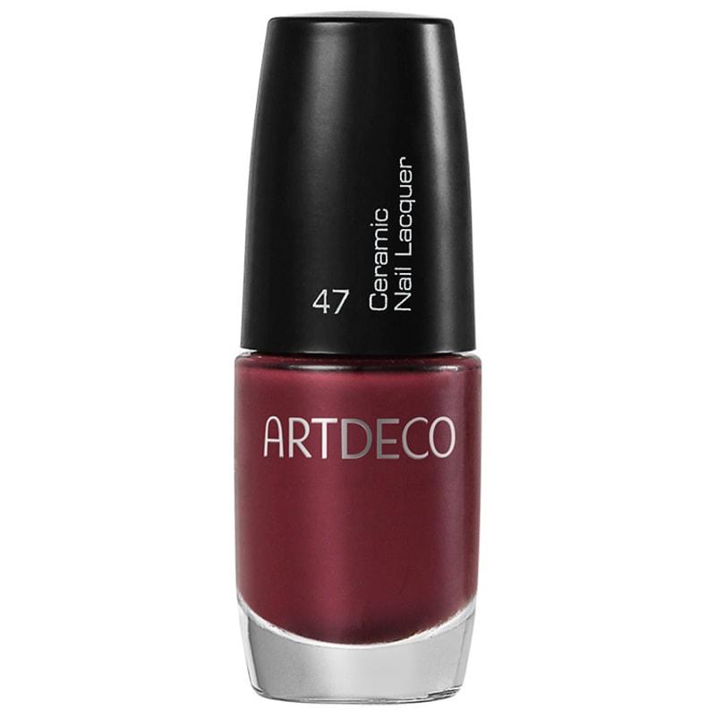 Artdeco Ceramic Nail Lacquer 47 Fragrant Rose - Esmalte 6ml
