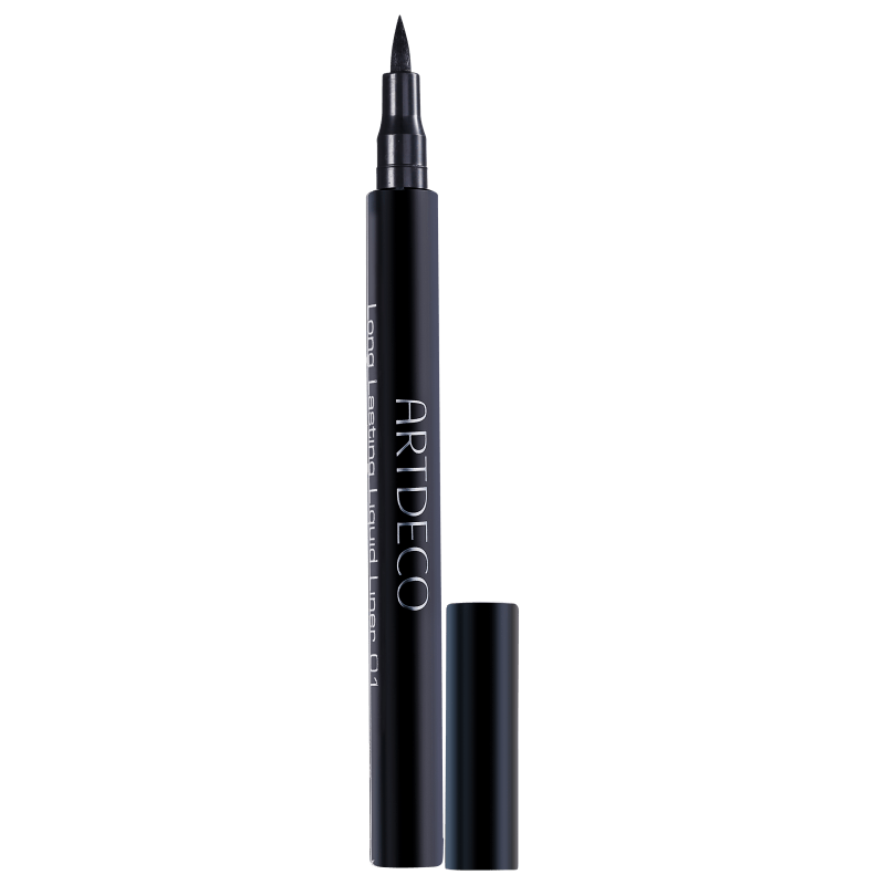 Artdeco Long Lasting 250.01 Black - Delineador Líquido 1,5ml