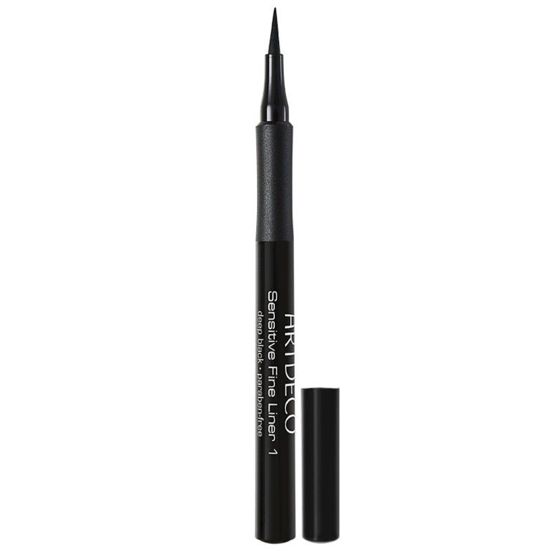 Artdeco Sensitive Fine Liner Black - Caneta Delineadora 1ml