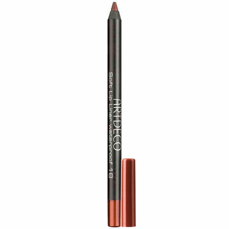 Artdeco Soft Lip Liner Waterproof 18 - Lápis de Boca