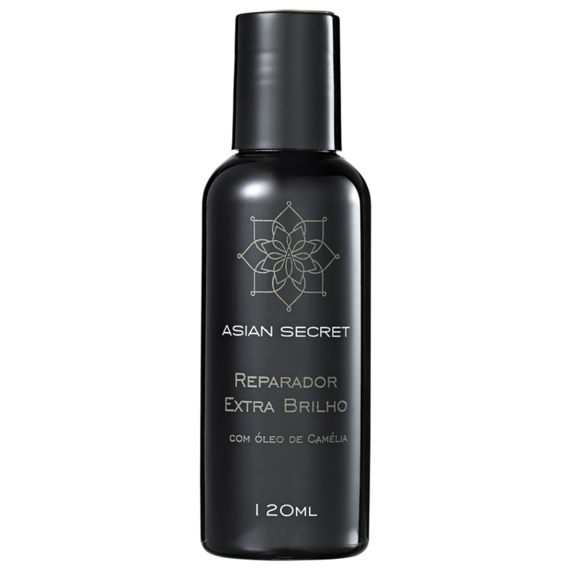 Asian Secret Reparador Extra Brilho - Finalizador 120ml
