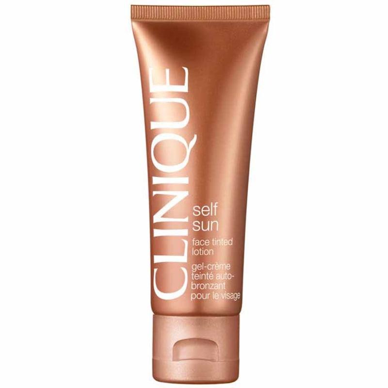 Clinique Sun Care Self Sun Face Tinted Lotion - Loção Autobronzeador 50ml