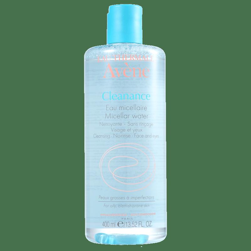 Avène Cleanance Eau Micellaire - Água de Limpeza Facial 400ml
