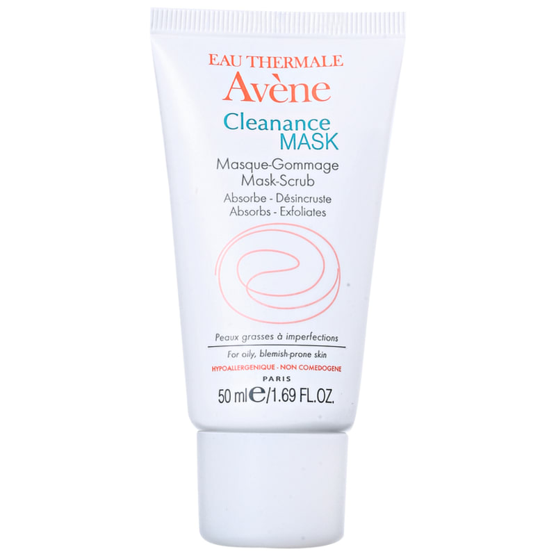 Avène Cleanance Mask - Máscara Facial 50ml