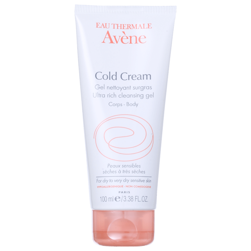 Avène Cold Cream Gel Nettoyant Corps - Sabonete Líquido 100ml