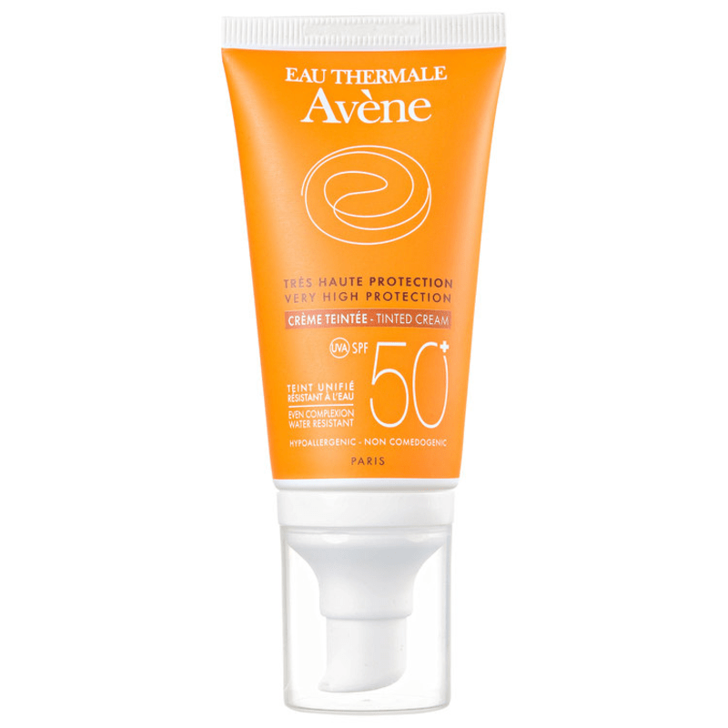 Avène Very High Protection Tinted FPS 50 - Protetor Solar com Cor 50ml