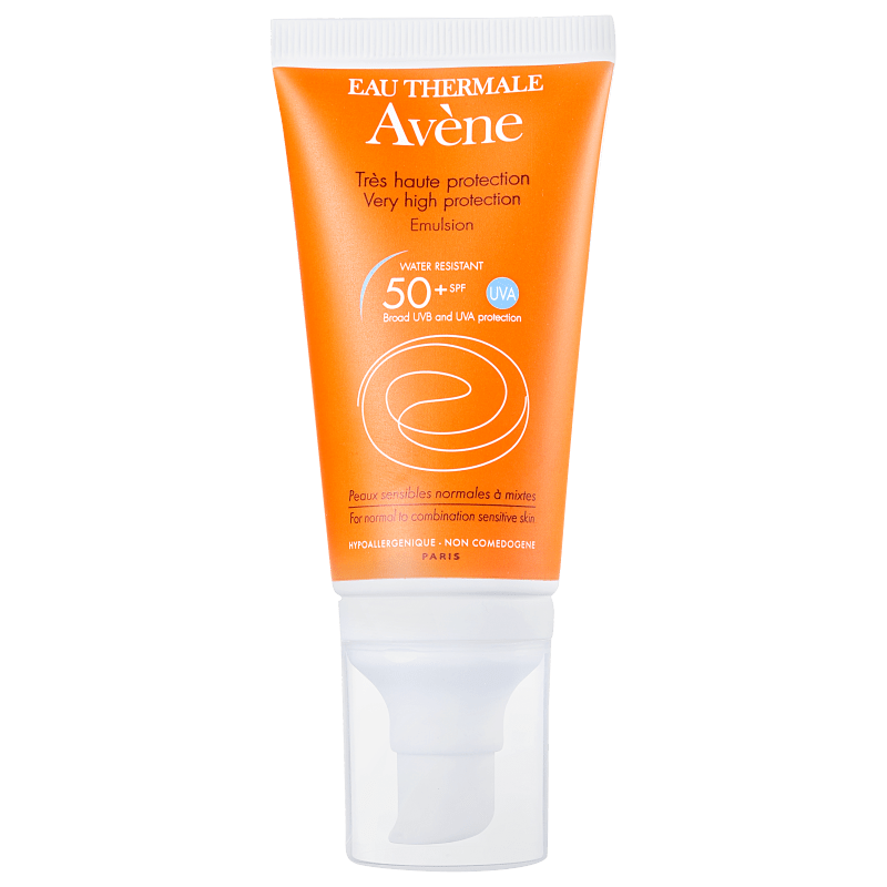 Avène Very High Protection FPS 50 - Protetor Solar Facial 50ml