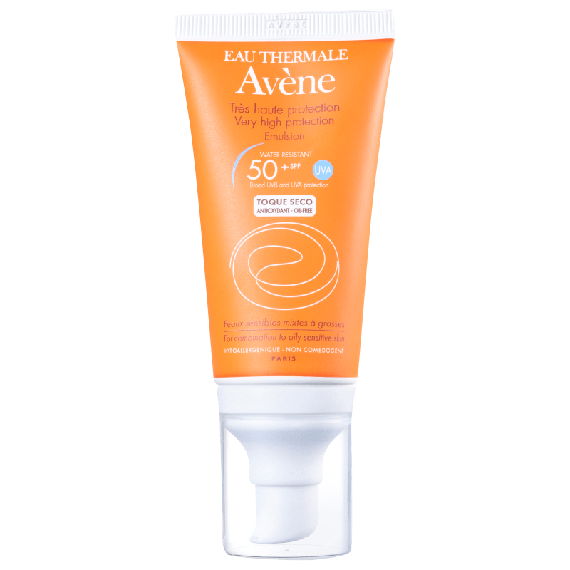 Avène Very High Protection Oil Free FPS 50 - Protetor Solar Facial 50ml