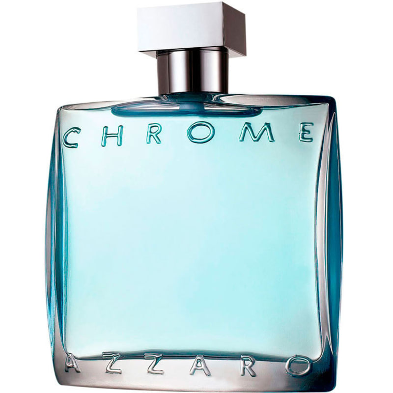 Chrome Azzaro Eau de Toilette - Perfume Masculino 30ml