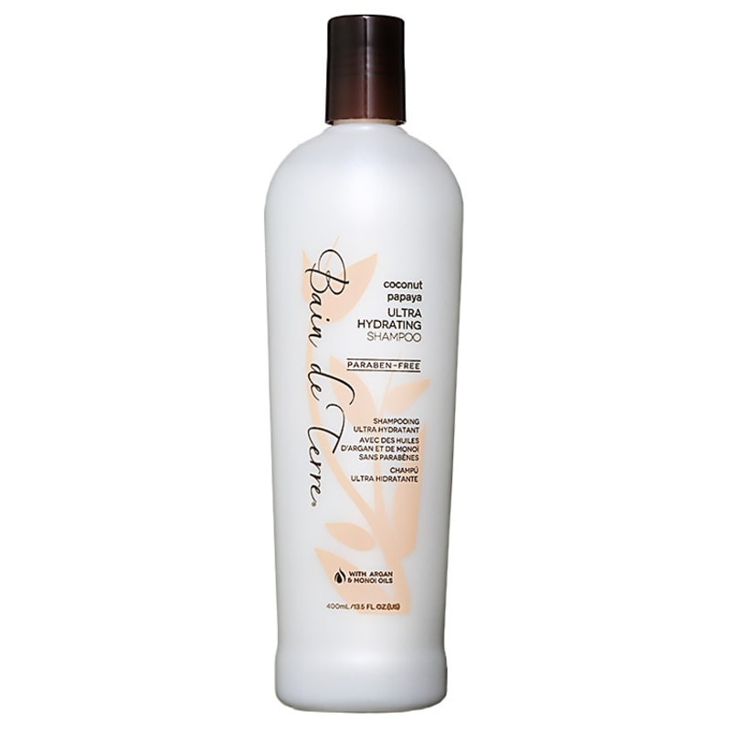 Bain de Terre Coconut Papaya Ultra Hydrating - Shampoo 400ml