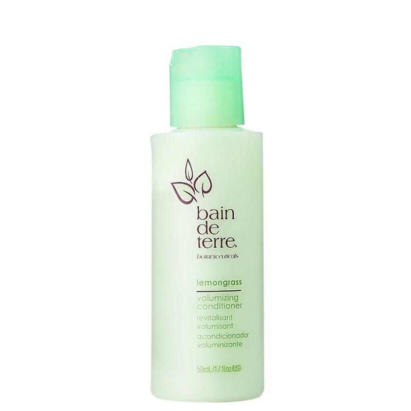 Bain de Terre Lemongrass Volumizing Conditioner - Condicionador 50ml