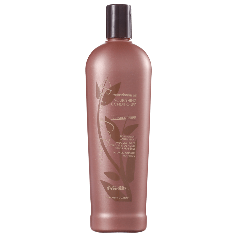 Bain de Terre Macadamia Oil Nourishing Conditioner - Condicionador 400ml