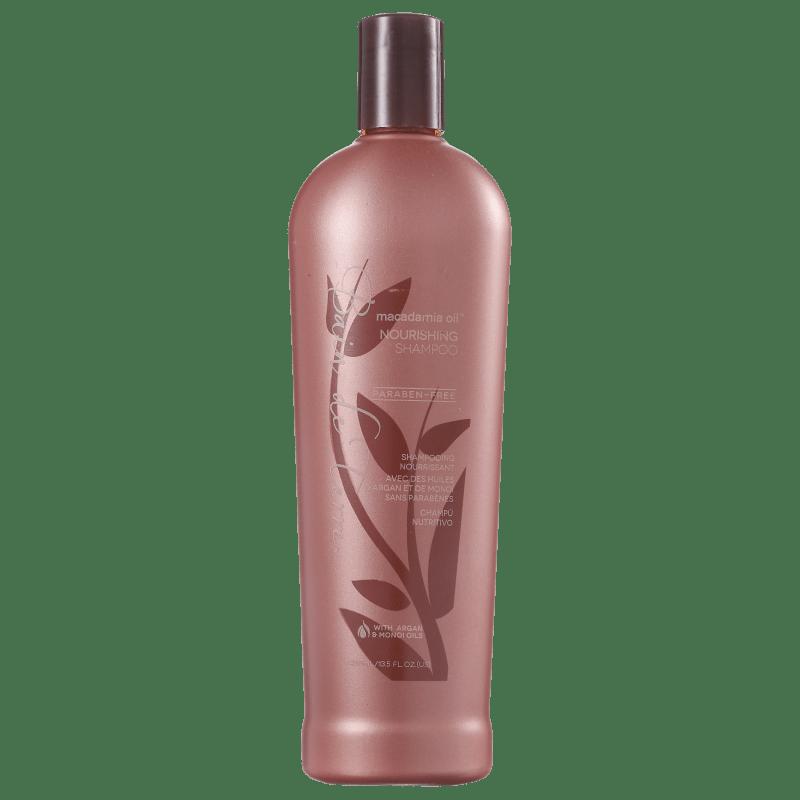 Bain de Terre Macadamia Oil Nourishing - Shampoo 400ml