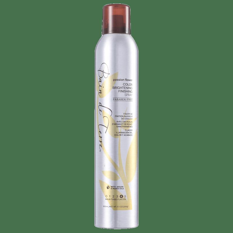 Bain de Terre Passion Flower Color Brightening Finishing - Spray Fixador 300ml