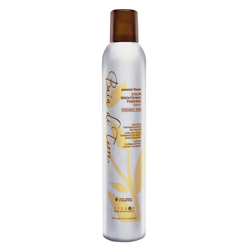 Bain de Terre Passion Flower Color Brightening Finishing - Spray Fixador 300ml