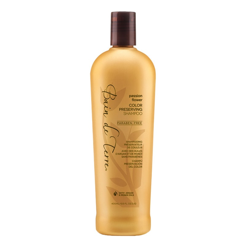 Bain de Terre Passion Flower Color Preserving - Shampoo 400ml