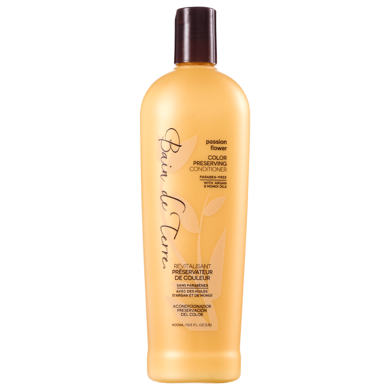 Bain de Terre Passion Flower Color Preserving - Condicionador 400ml