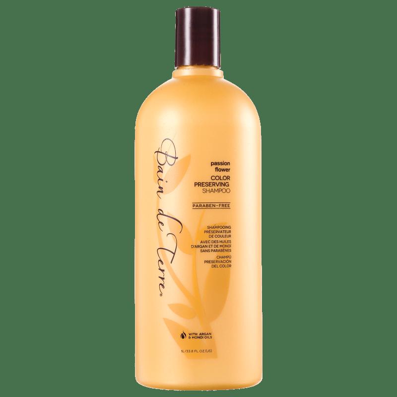 Bain de Terre Passion Flower Color Preserving - Shampoo 1000ml