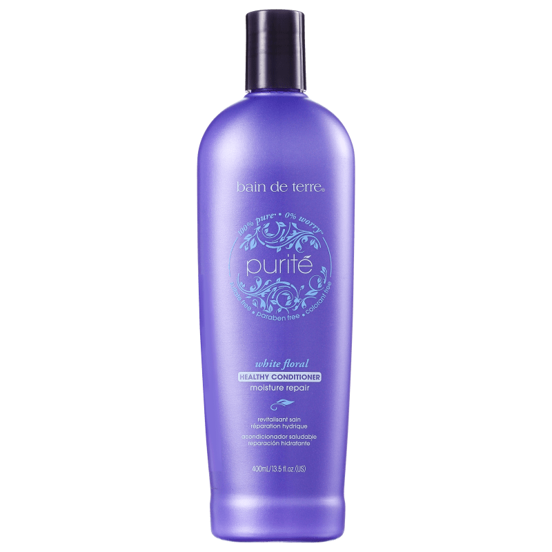 Bain de Terre Purité Healthy Conditioner Moisture Repair - Condicionador 400ml