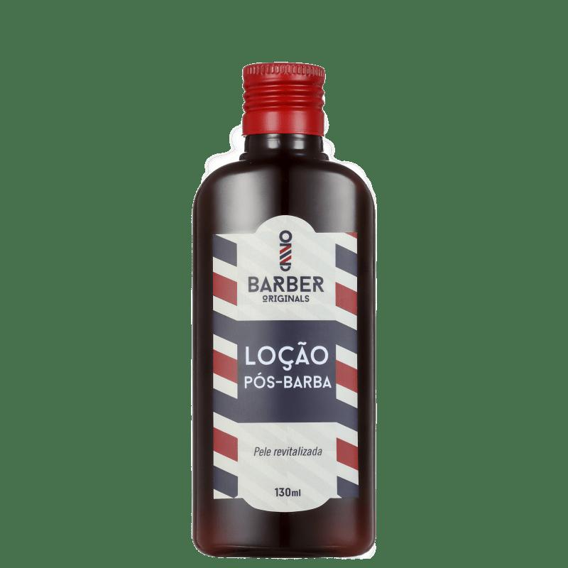 Barber Originals Pele Revitalizada - Loção Pós-Barba 130ml