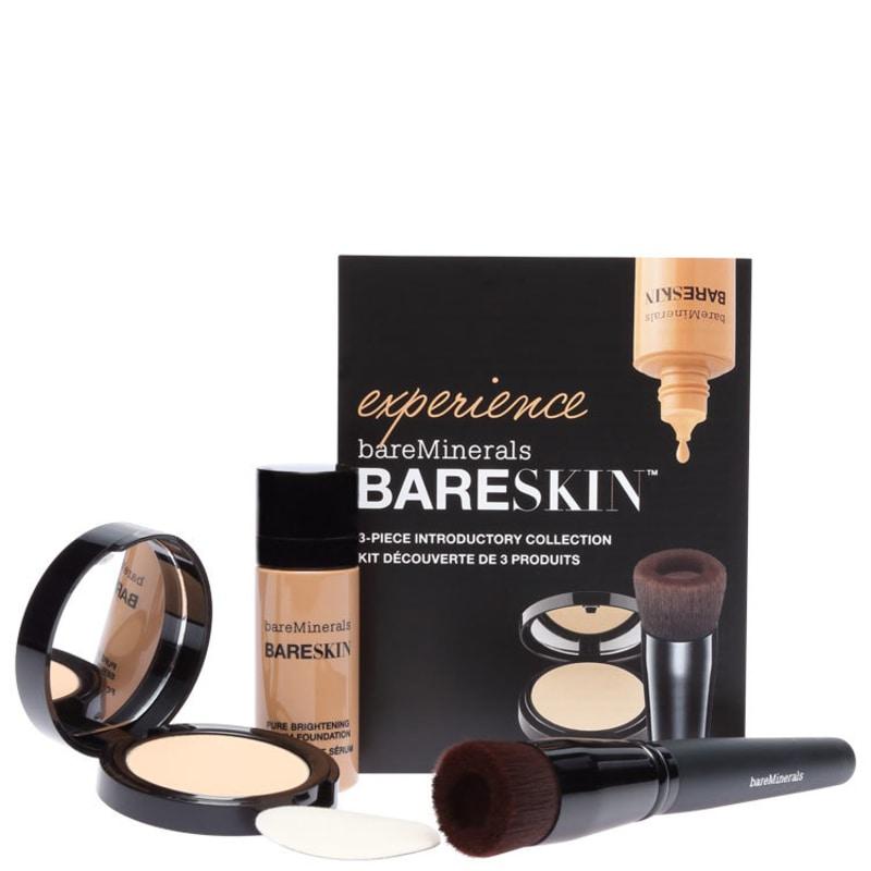 Kit bareMinerals bareSkin Experience Bare Beige (3 produtos)