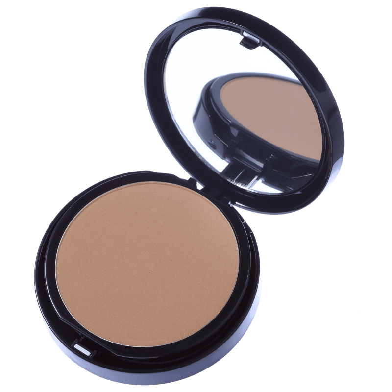 bareMinerals bareSkin Perfecting Veil Tan to Dark - Pó Compacto Natural 9g