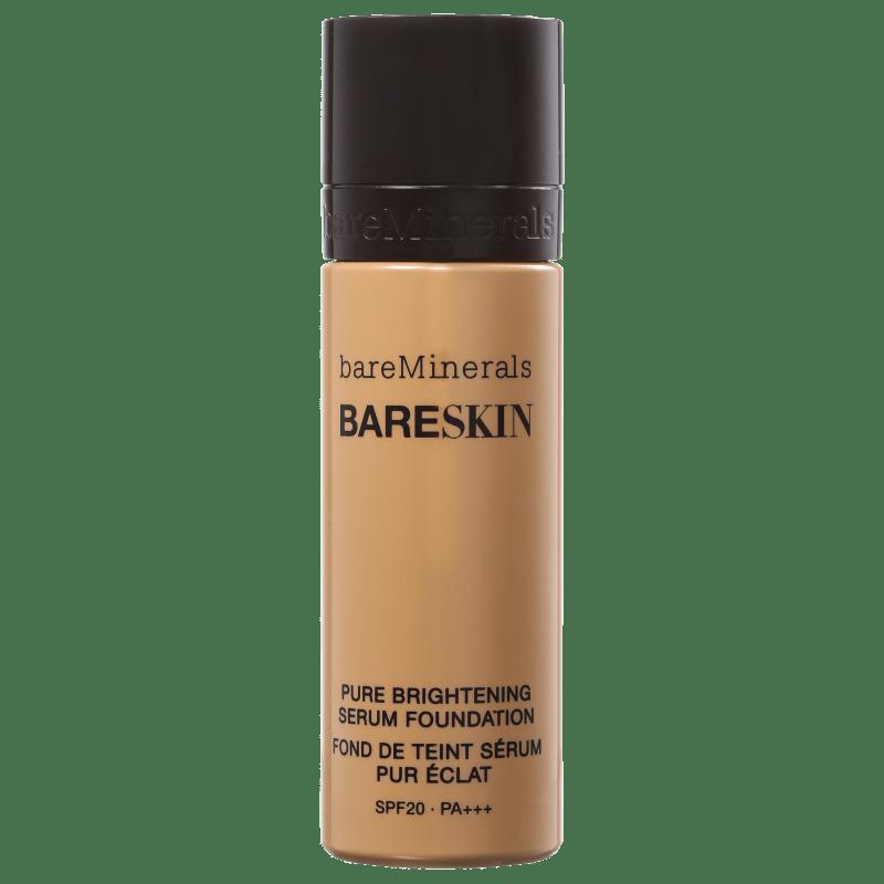 bareMinerals bareSkin Pure Brightening Serum Foundation Bare FPS 20 Tan - Base Líquida 30ml