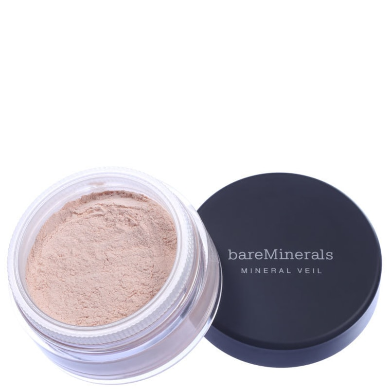 bareMinerals Illuminating Mineral Veil Finishing Powder - Pó Iluminador Cintilante 9g