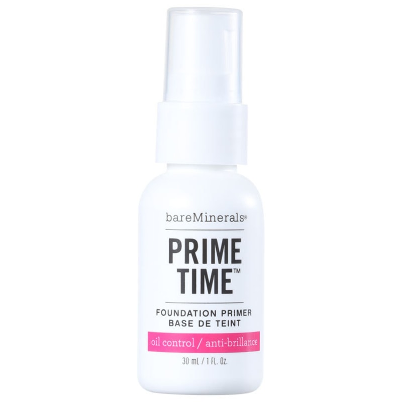 bareMinerals Prime Time Oil Control Foundation Primer - Primer 30ml